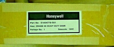 Honeywell 51404778-501 Dr4300 Ss Heavy Duty Door