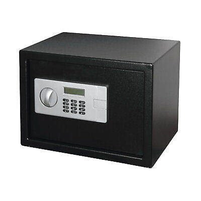 ROBUST 8.6L Digital Security SAFE HOME DEPOSIT SAFETY BOX CASH VALUABLES BNIB