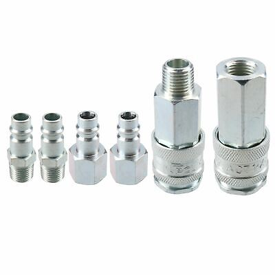 "PCL XF Series Female Coupler & Male Air Fittings 1/4"" BSP Male & Female Thread"