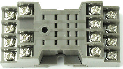 Square D 8501NR44 Front Wired Socket Type R Relay