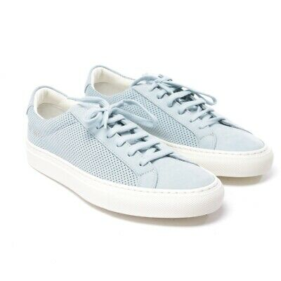 new products 93935 fa589 Commun Projects Baskets Taille D 38 Bleu Chaussures Femmes Basses