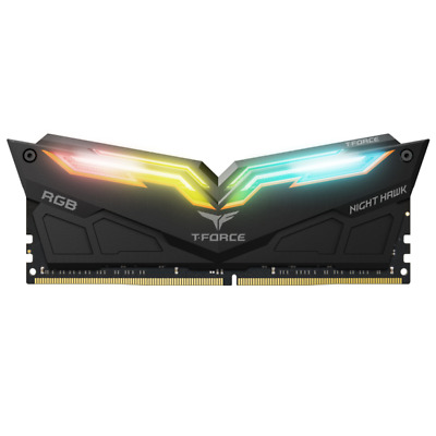 Team Group TF1D416G3200HC16CDC01 Night Hawk RGB memory module 16 GB DDR4 3200