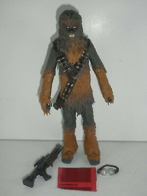 """Star Wars The Black Series Target Solo Movie Chewbacca Hasbro Complete 6"""" Scale"""