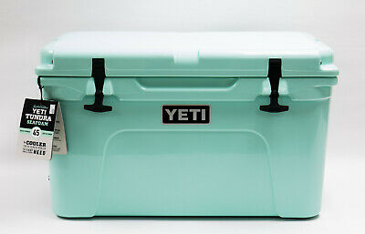 YETI TUNDRA 35 Cooler Seafoam Green Limited Edition New Sold