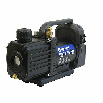"Mastercool 90058-A-AUT Vacuum Pump 1/4"" SAE port & 1/2"" ACME adapter Bare Tool"