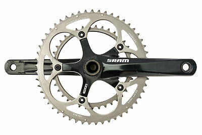 10 Speed 39T 53 SRAM S500 Road Double Chainset
