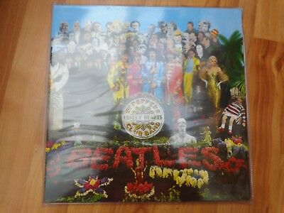 Deagostini The Beatles Vinyl Collection #2 Sgt Peppers Lonely Hearts Band Lp