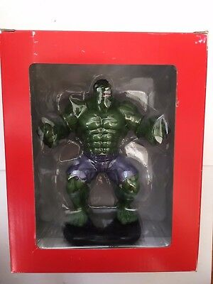 Marvel Fact File Collection Issue The Incredible Hulk Eaglemoss Figurine Figure