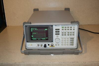 <Ss> Hewlett Packard Hp  8592B Spectrum Analyzer (Bc6)