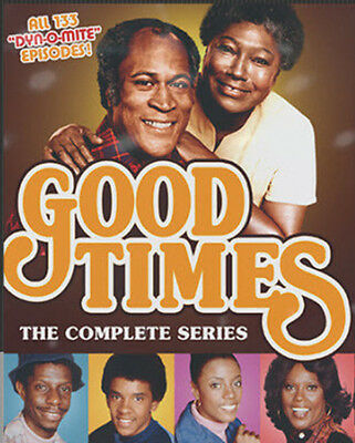 Good Times: The Complete Series - 11 DISC SET (2015, DVD New)