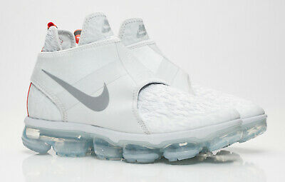898d6466712 Nike Air Vapormax Chukka Slip AO9326-001 Pure Platinum Reflect Silver White  10.5