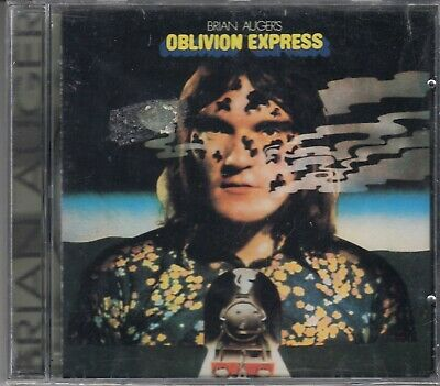 BRIAN AUGER'S Oblivion Express CD ALBUM NEW SEALED Flying Records Italy