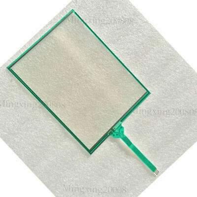 "8/"" 4 Wires Resistive Touch screen Digitizer glass For HSD080IDW1-C01  AT080TN01"