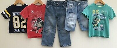 Boys Bundle 4-5 Denim&Co George Primark Tu Matalan <H5452