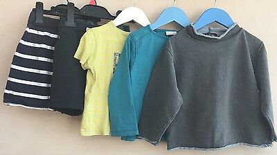Boys Bundle Of Clothes Age 3-4 Next Jojo Maman Babe<NH3433