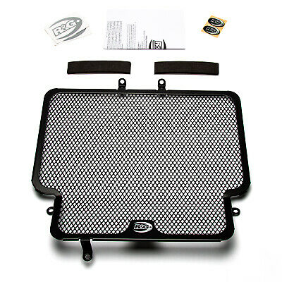R&G Racing Radiator & Oil Cooler Cover Kit - Triumph Speed Triple R