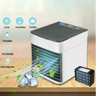 Portable Cooler Mini Conditioner USB Fan 2nd Ultra Home OL Compare to Arctic Air