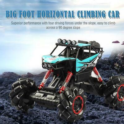 MONSTER TRUCK SCALE 1 10 rc rock climbing car remote control