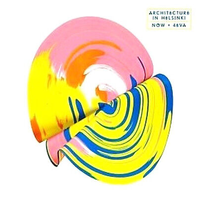 Architecture In Helsinki – Now + 4Eva CD Casual Workout 2014 USED Digipak
