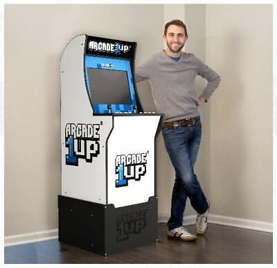 Arcade Game Machine Stand Riser 1-Foot Height Video Games 20.50x19.75x13.25 IN