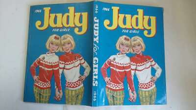 Good - Judy for Girls 1966 (Published 1965) -  1965-01-01 The cover is clear of