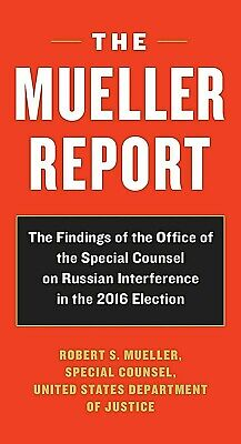The Mueller Report: Report on the Investigation into Russian Interf.. Paperback