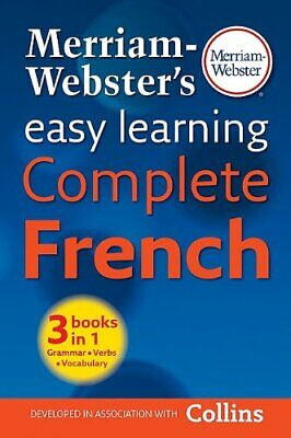 Merriam-Webster's Easy Learning Complete French (English and French Edition)