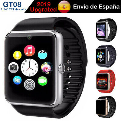 Pulsera Reloj Inteligente Bluetooth Smartwatch Sport Band Fitness Tracker IOS ES