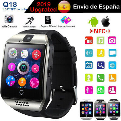 Pulsera Reloj Inteligente Sport Band Smartwatch Fitness Tracker Bluetooth IOS ES