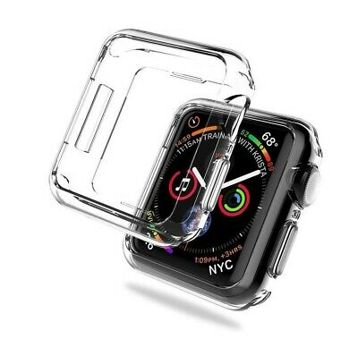 Para Apple Watch Series 4  protector funda iWatch  44mm Ultra delgado