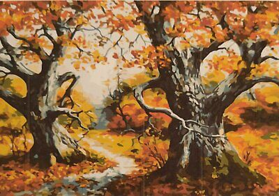 Paint by numbers Herfst