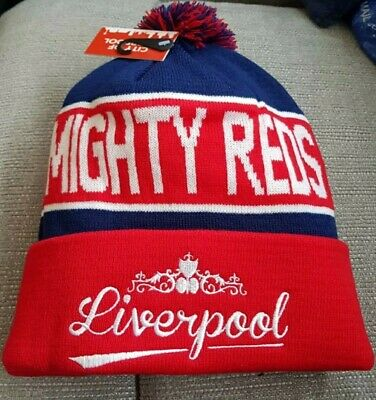 Liverpool Mighty Reds Bobble Hat - Adults