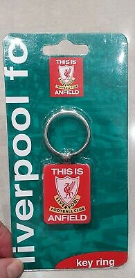 Official Liverpool Keyring - This Is Anfield Great Gift Idea!