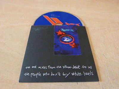 BJORK - THE Best Mixes From The Album Debut !!! Promo Cd!!!!!!853  881-2!!!!!!!!!