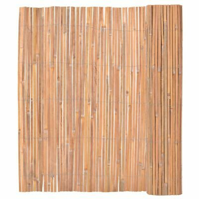 1.5x4M Bamboo Cane Split Slat Garden Screening Roll Screen Fencing Fence Panel