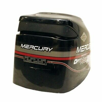 Mercury 225 Optimax Boat Motor Top Cowling | Nitro Series Outboard