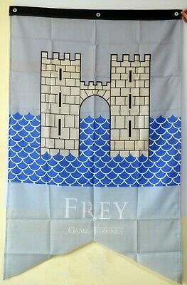 Game of Thrones House Frey Flag 3X5FT banner US Shipping