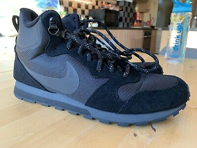 new styles 12adc 8833f Nike MD Runner 2 Mid Black 9.5 Uk