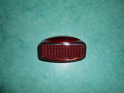 Cabochon feu rouge MALY Junior