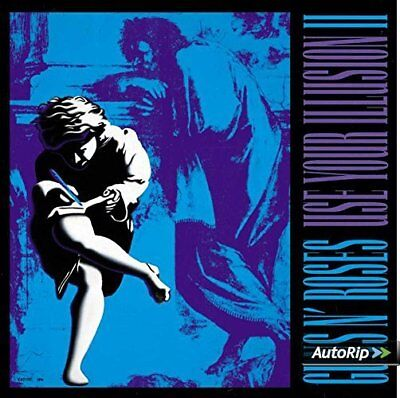 GUNS N'ROSES - USE YOUR ILLUSION II -  2LP VINILE 180 gr.   NUOVO SIGILLATO