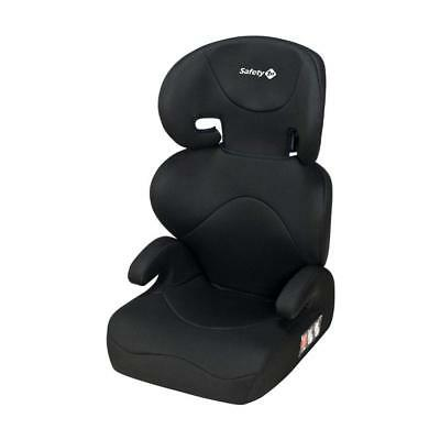 Safety 1st Road Safe Silla de coche niño 3-12 años, 15-36 kg Negro (Full Black)