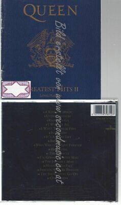 Cd--Queen | --Queen - Greatest Hits Ii