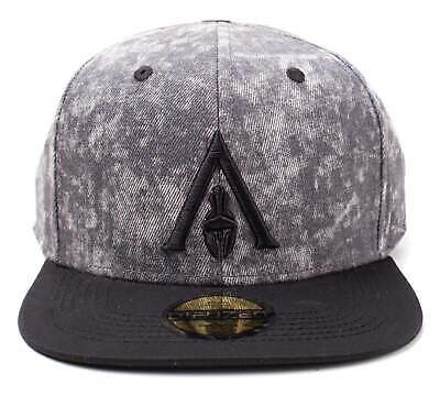 factory price cb5db 1bd55 Assassins Creed Odyssey Baseball Cap Apocalyptic Logo Official Grey  Snapback One