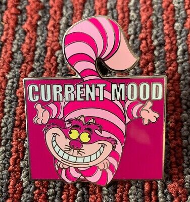 Current Mood Mystery Box Cheshire Cat Alice In Wonderland Disney Trading Pin