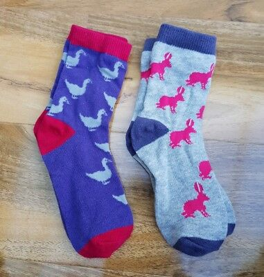 MINI BODEN GIRLS 2 Pairs Pack Socks BRAND NEW. BRAND NEW Size about 6-9