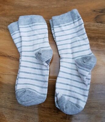 GEORGE GIRLS 2 Pairs of Socks BRAND NEW. BRAND NEW Size about 6-8.5