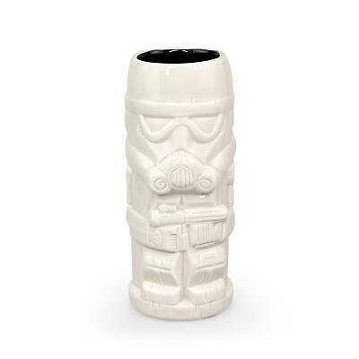 Geeki Tikis Star Wars Stormtrooper Mug | Crafted Ceramic | Holds 14 Ounces