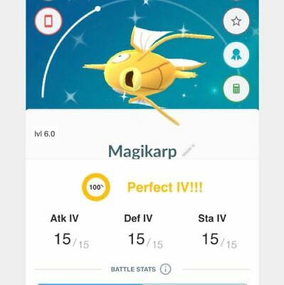Pokemon GO - Catching 100IV Pokémon - 100% SAFE - CHEAP - BUY 3 GET 1 FREE!