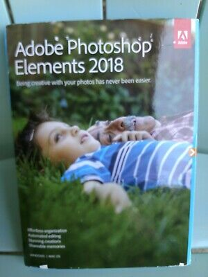 NEW SEALED ADOBE Photoshop Elements 7 for Windows - FREE