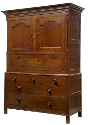 Early 19Th Century Oak Cupboard